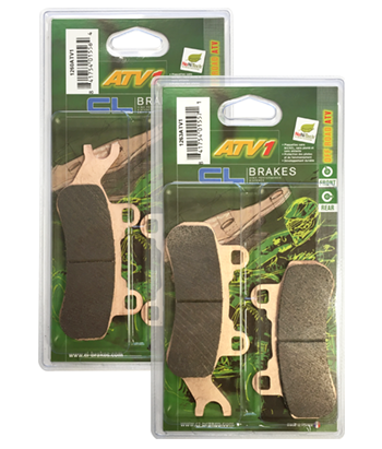 Can-Am brake pads