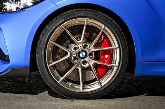 BMW M Series brake pads !