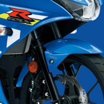 Plaquettes pour GSX-R 125 / 150